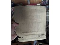 WW2 BRITISH ARMY 1937 PATTERN MAP CASE