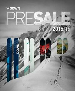 Down Skis 2016/17 group buy