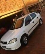2005 Holden Astra Sedan Noraville Wyong Area Preview