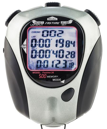 Fastime 26 Stopwatch for Karting