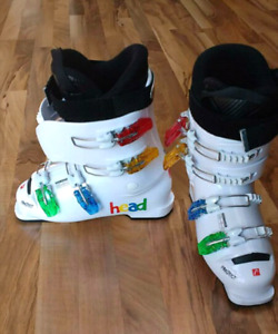 HEAD Project Junior Ski Boots - 25 / 25.5. Barely Used
