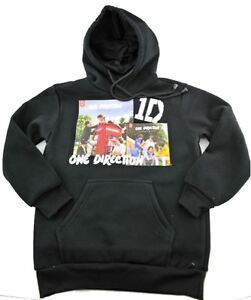 BN KIDS GIRLS ONE DIRECTION 1D Jumper Hoodie Hoody JACKET Top SIZE 6-14
