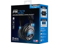 Turtle Beach PX22 Amplified Universal Gaming Headset