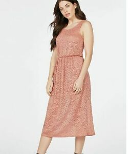Sleeveless Lace Dress - JustFab - XL
