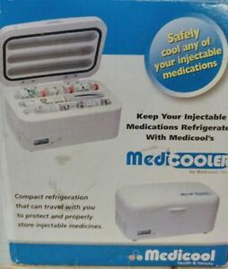 Portable medical electric mini- refrigeration unit. New in box