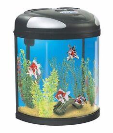 Interpet Fish Pod Moon Aquarium