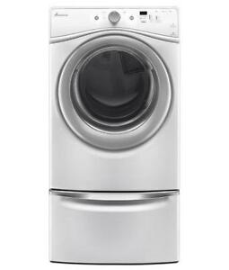 BRAMPTON SALE ON 7.3 CU. FT. CAPACITY ELECTRIC DRYER WITH SENSOR DRY |Amana YNED5800DW Electric Dryer(BD-1018)