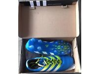 Addidas Ace 16.2 size 9 1/2 football boots RRP £69.99