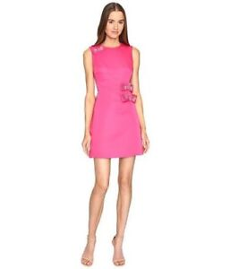 Like New Hot Pink Kate Spade Dress (Worn Once)