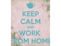 are you looking for part time to fit in with life fantastic opportunity to work from home