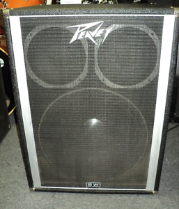 Peavey - 1810 Bass Cabinet - GREAT CONDITION