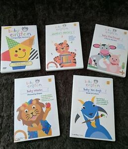 Baby Einstein DVD - sold as lot