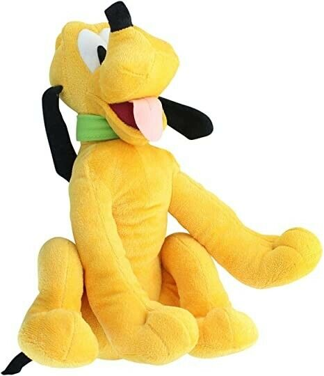 Plüsch Pluto - Walt Disney (Micky Maus), ca. 26cm Höhe