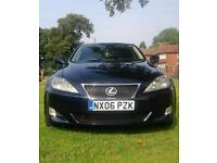 Lexus is220d mint condition open to offers £3599.99