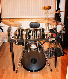 Pearl Session Elite Drum Kit + loads of extras!