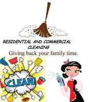 2 House Cleaners! We Do The Dirty Work So You Don't Have To