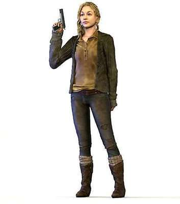 McFarlane Toys Walking Dead TV Series 9, Beth Greene Loose for sale  Shipping to India