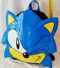 Medium sized Sonic the Hedgehog backpack. Andrews Farm Playford Area Preview