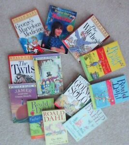 ==  ROALD DAHL ==  Collection