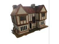 Large Tudor Style Dolls House