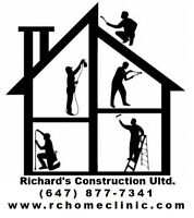 Urgent! Help wanted for Home Improvement and Renovations