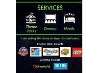 Cheap Theme Park Ticket(s) - Alton Towers / Thorpe Park / Flamingo Land / Blackpool & ALOT MORE!
