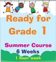 Ready for Grade 1 - SAVE 10%