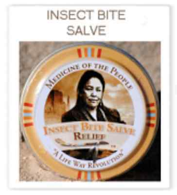 Navajo Medicine (Navajo Medicine Of The People Insect Bite Salve - Pain Swelling Itch Bite)