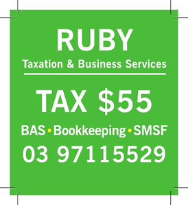 RUBY TAXATION & BUSINESS SERVICES Keysborough Greater Dandenong Preview