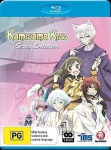 Kamisama Kiss Series Collection NEW B Region Blu Ray
