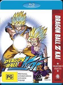 Dragon Ball Z Kai : Collection 8 (Blu-ray, 2012, 2-Disc Set) - Brand New