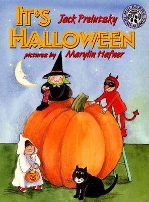 It's Halloween, Paperback by Prelutsky, Jack; Hafner, Marylin (ILT), ISBN 068...