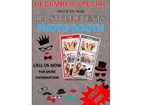 PHOTOBOOTH DECEMBER SPECIAL - RA STYLE EVENTS - EVENT MANAGEMENT/PARTY PLANNERS/PHOTO BOOTH