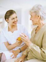 Soins de Santé - Répit - Alzheimer - Parkinson (Rive-Sud)