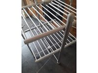 DRYSOON heated clothes horse