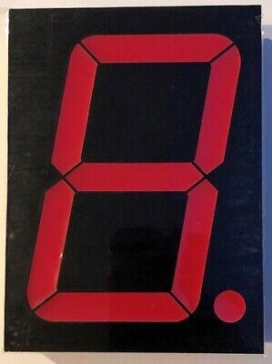 4-inch 7-segment Led Digit Display