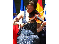 Violin and Folk Fiddle Lessons in Worcestershire!