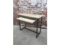 Revolution Desk with Keyboard Tray - Brand New