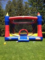 Party Rentals In Woodstock Table Chairs Bounce Castles and more
