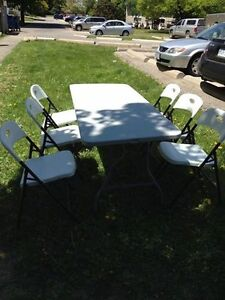 Table and Chair Rental Cambridge Kitchener Area image 1