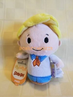 Hallmark Itty Bittys Bitty Fred from Scooby Doo Plush](Fred From Scooby Doo)