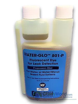 Spectroline 801 - Water Leak Detection Fluid - Blue Solution