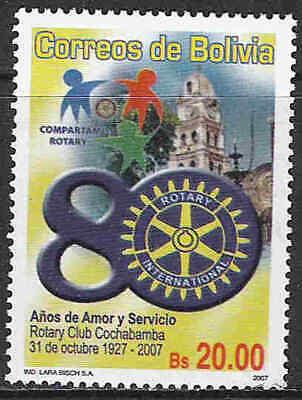 Bolivia 2007 Club Cochabamba