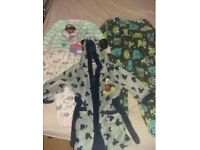 Pyjamas bundle 2-3 years