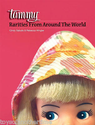Ideal Tammy Reference Guide Book   Rarities Around The World  Barbie Doll Friend