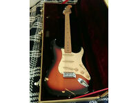Marlin Stratocaster loaded with Wilkinson Pickups