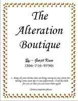 The Alteration Boutique