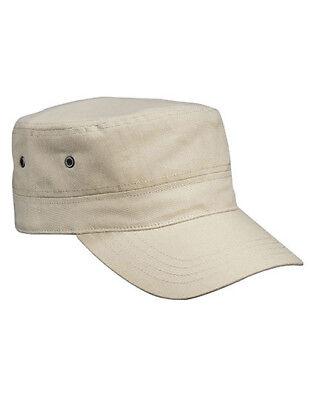 Myrtle Beach Basecap MILITARY CAP Kappe Kuba Castro Militär Army Armee MB095 NEU