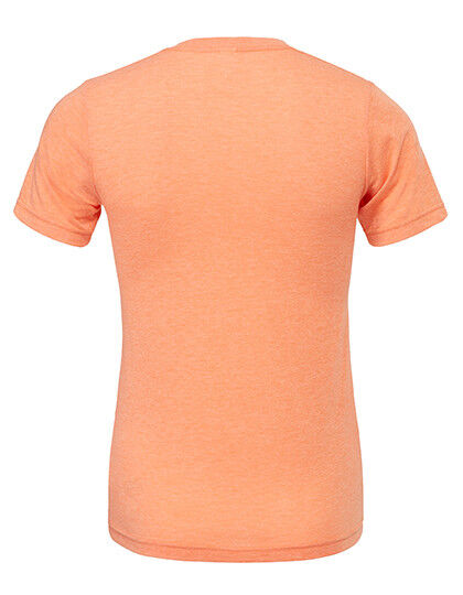 Bella + Canvas Unisex Triblend Crew Neck T-Shirt Damen & Herren CV3413 (Y)