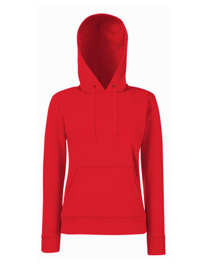 Fruit of the Loom Classic Hooded Sweat Lady-Fit Hoodies XS – XXL F409 (C)